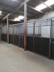 Verkaufe Pferde Boxen