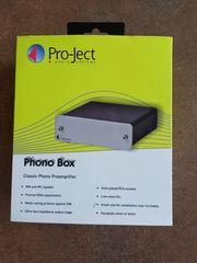 Pro-Ject Phono Box Vorverstärker MC-