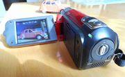 digitaler HD-Video-Camcorder