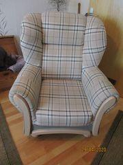 Sofa und Sessel Federkern