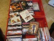 106 versch DVD Spielfilme nur