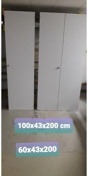 Aktenschrank Regal Schrank mit Garderobe