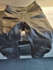Motorrad Lederhose der Marke AJS