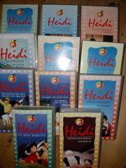 Heidi Filme VHS
