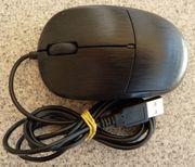 Logitech- und Microsoft- Maus