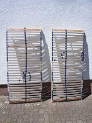 2 x Buche Lattenrost 195x90