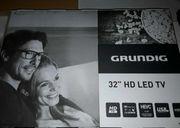 Grundig HD Fernseher 32 Zoll
