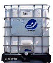 1000 L IBC TANK Wassertank