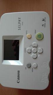 Canon Fotodrucker Selphy CP 760