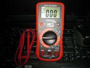Digital Multimeter Messgerät neu mit