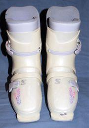 Kinder Ski Schuhe Salomon SX