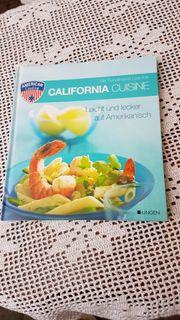 Modernes Kochbuch California Cuisine - Leicht