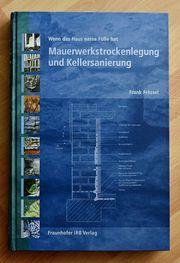Kellersanierung und Mauerwerkstrockenlegung