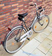 EGZ Fahrrad Voll Funktionsfähig Guter