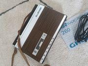 Grundig Kassettenrecorder C210