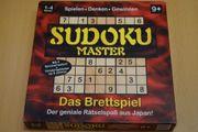 Sudoku Master - Das Brettspiel