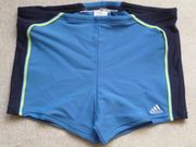 Adidas Badehose Badeshorts Schwimmhose blau
