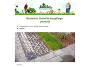 Bauleiter Grünflächenpflege m w d