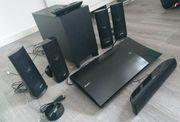 Sony Heimkinosystem 5 1 BDV-N590