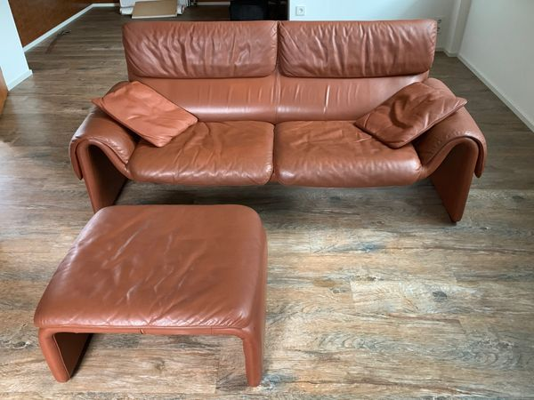 De Sede DS-2011 Sofa Hocker