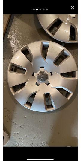 Sonstige Felgen, Radkappen - Audi Radkappen 16 Zoll