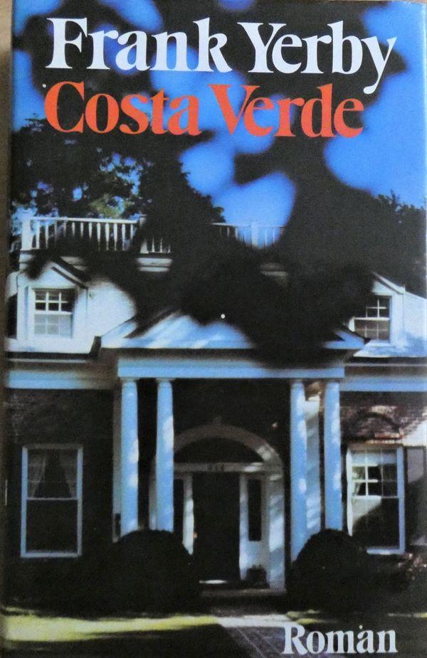Costa Verde Frank Yerby Buch-Nr