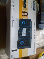 Watson Bluetooth Mini Stereo System