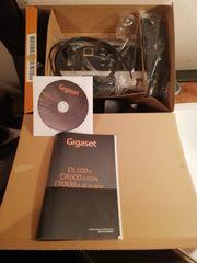 GIGASET DX600A mit AB ISDN