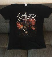 Slayer Tour Shirt Neu