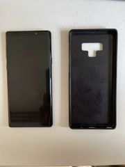 Samsung Galaxy Note 9 Echtholzhülle