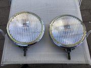 Bosch Zusatzscheinwerfer Chrom
