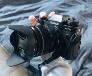 Fujifilm X-T3 mit XF18-55mm f2 8-4