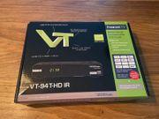 DVB-T2 HD Receiver mit Fernbedienung