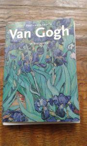 Postkartenbuch aus 1994 Van Gogh