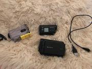 Videokamera Sony Exmor R Steady