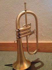 Bach Stradivarius 183 Flügelhorn
