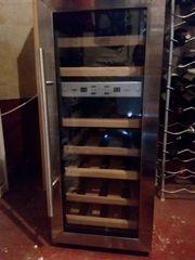 Weinkühlschrank Casio Design WineDuett 21
