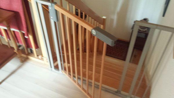 Geuther Treppengitter ohne Bohren Easy