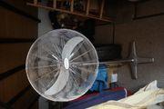 Standventilator Windmaschine Profi Ventilator Kühlung