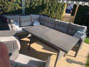 Gartenmöbel Sitzecke Aussen