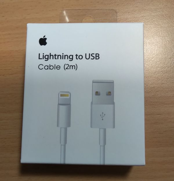 Apple iPhone Lightning to USB