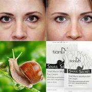 Hochkonzentrierte Schneckenmuzin Schneckensekret Augen-Creme - tianDE Naturkosmetik