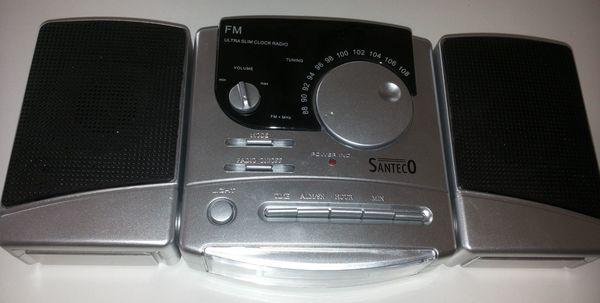 Radiowecker Neu Original verpackt mit