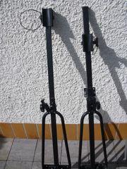 2 Fahrradträger fürs Dach Länge