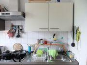 Gebrauchte Küche mit Geräten