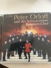 2 CD Russiche Lieder Peter