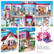 Playmobil 4- Sets Barbie Bus