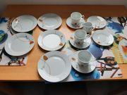15 teiliges Kaffeegeschirr