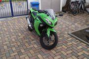 Kawasaki Ninja 300 - TÜV NEU