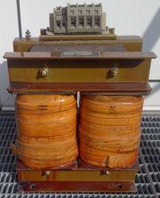 3 kVA Leistungs Transformator 75V